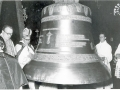 Bénédiction des cloches 4 novembre 1956