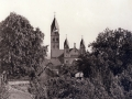 Basilique - Vue depuis le cimetière