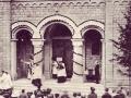Consécration de l'église du Sacré Coeur en 1908 (2)