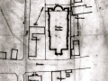 Construction Plan de situation de l'ancienne église Saint Martin (3)