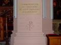 Plaque commémorative du centenaire 2005