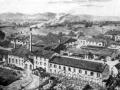 La brasserie en 1860