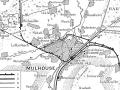 Carte du chemin de fer de ceinture