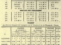 Horaires 1839