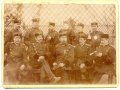 Le personnel gare en 1898