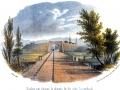 Pont sur la route de Thann en 1839