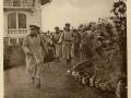 Visite du Grand Duc de Mecklenburg en 1915