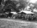 Fête de la Croix Rouge sur la Strussmatt vers 1920